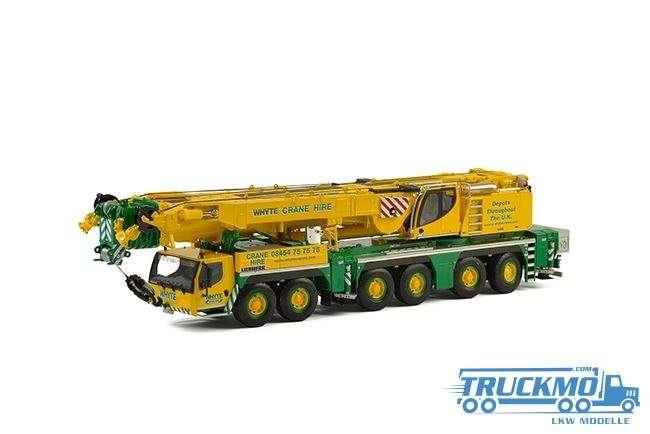 WSI Whyte Crane Hire Liebherr LTM1350-6.1 Mobilkran 51-2008