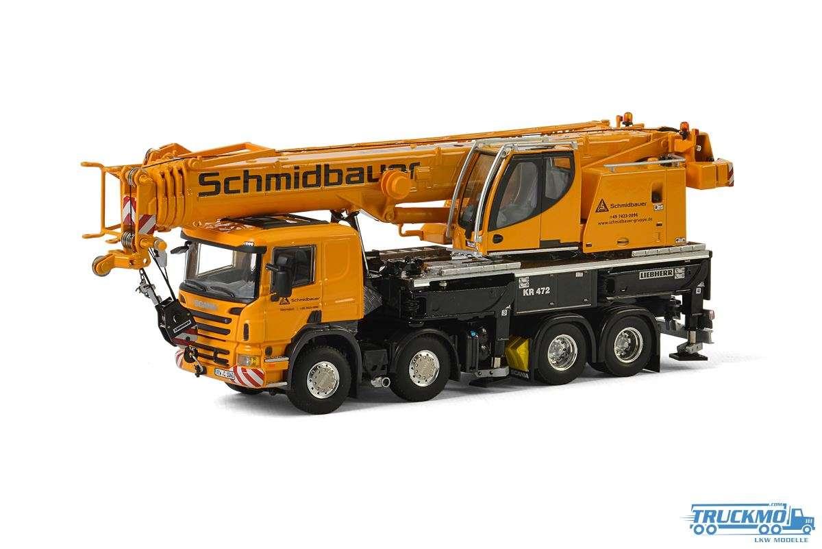 WSI Schmidbauer Scania Liebherr LTF1060-4.1 51-2015