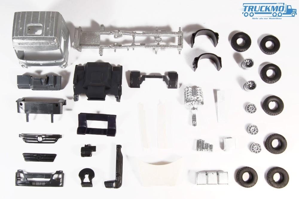 Tekno Bausatz Mercedes Benz Actros L 4x2