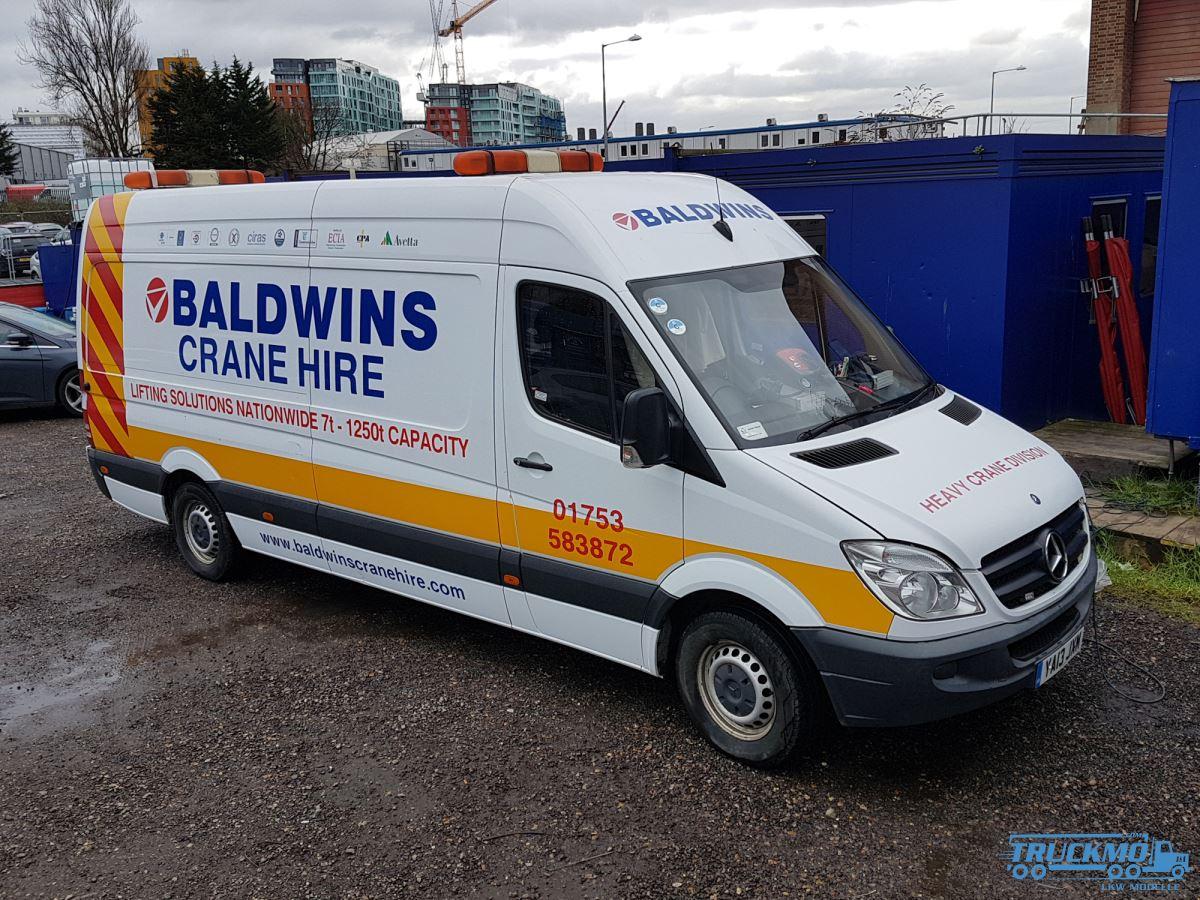 Wsi Baldwins Crane Hire Mercedes Benz Sprinter 01 2534