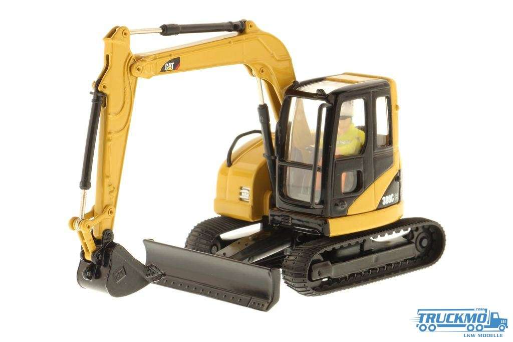 Diecast Masters CAT 308C CR Hydraulic Raupenbagger 85129