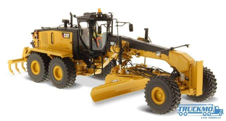 Diecast Masters CAT 16M3 Motor Grader 85507