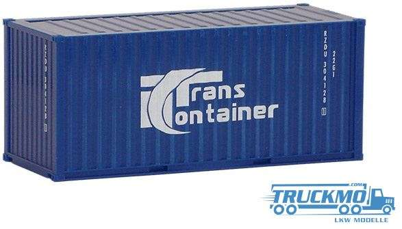 AWM Trans Container 20ft. Container 491405