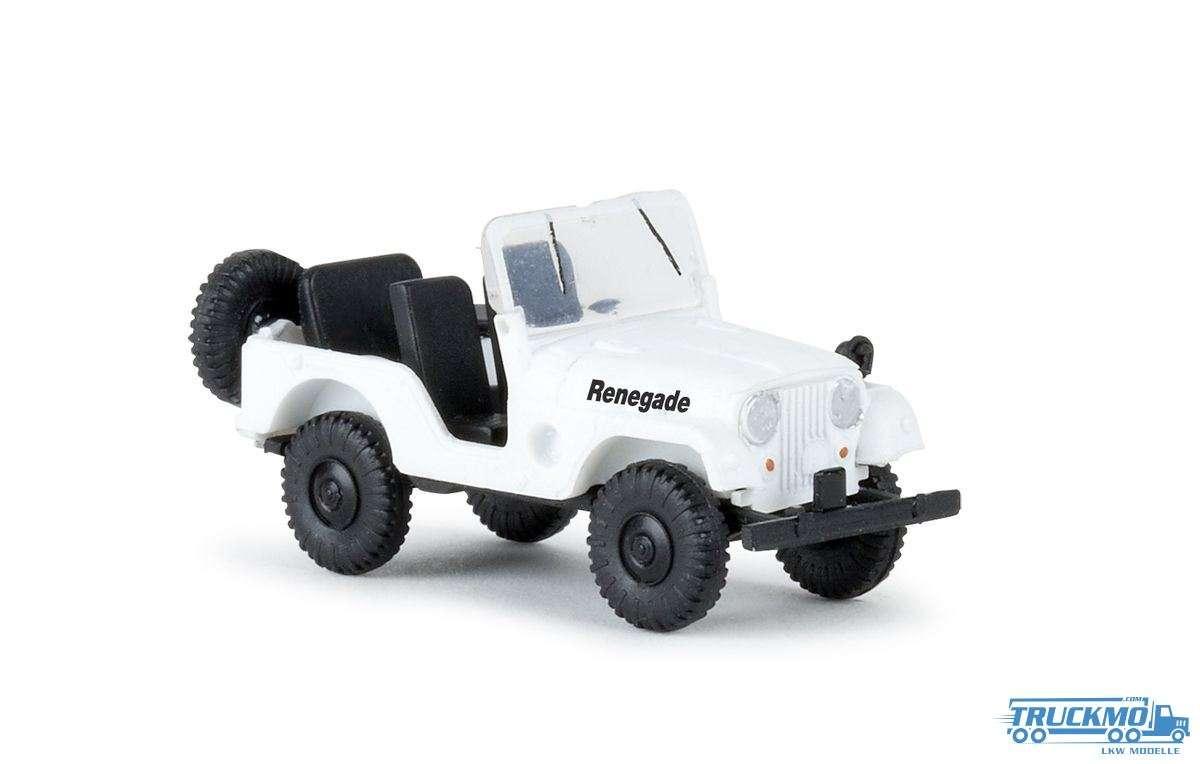 Brekina Renegade Jeep Universal 58909