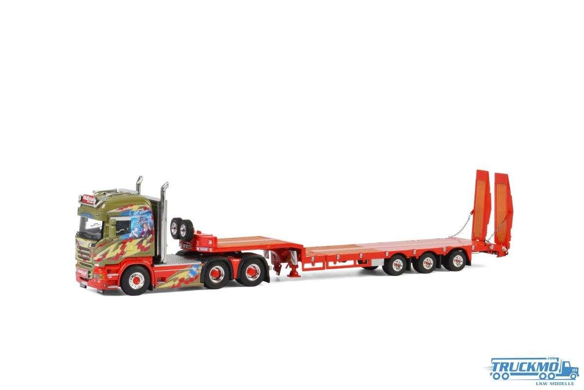 WSI Midstol Scania R Streamline Topline Tieflader 01-2563