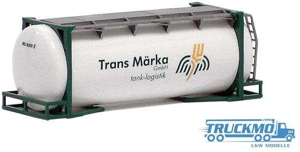 AWM Trans Märka 20ft. van-Hool Tankcontainer überlang 491182