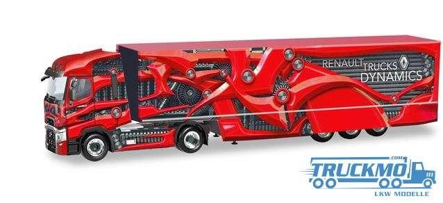 Herpa Tour de Dynamics Renault Deutschland Promotion Truck 310796