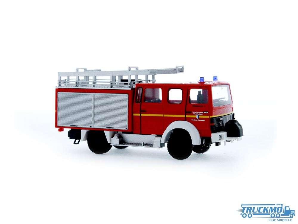 Rietze Feuerwehr Pulheim-Brauweiler Lenter MK LF 16-TS 71221