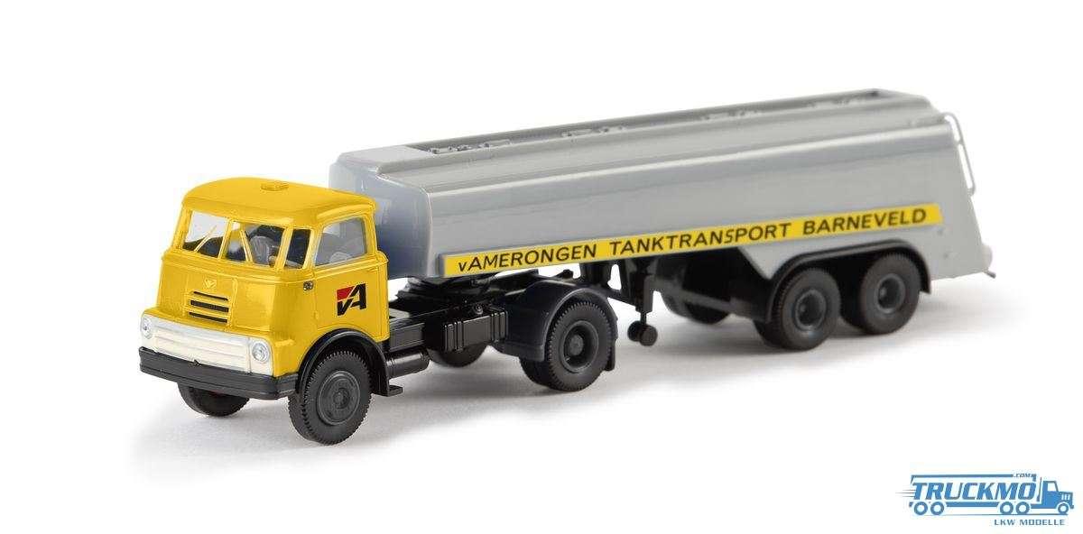 Brekina van Amerongen DAF DO 2000 Tanksattelzug 85224