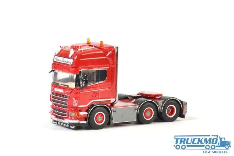 WSI Thomas Beausseron LKW Modell Scania R6 Topline 01-2669