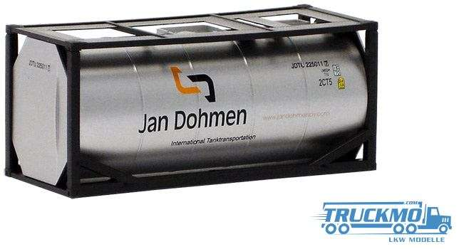 AWM Dohmen 20ft. Tankcontainer 492010