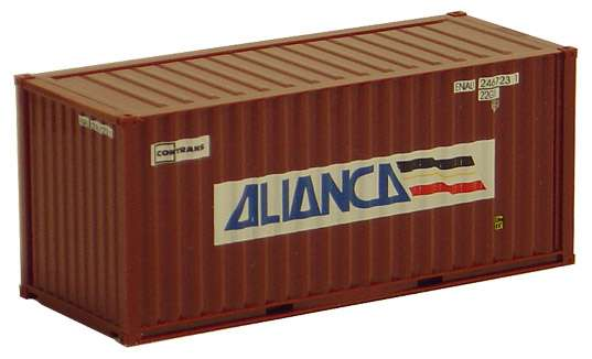 AWM Alianca 20ft Container 491330