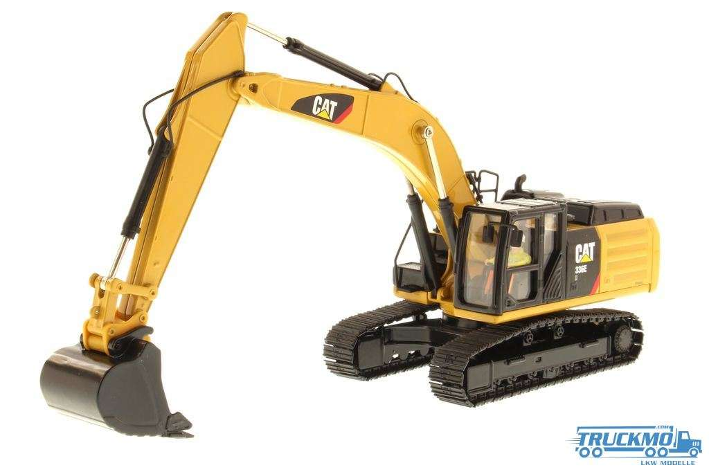 Diecast Masters CAT 336E Hybrid Raupenbagger 85279