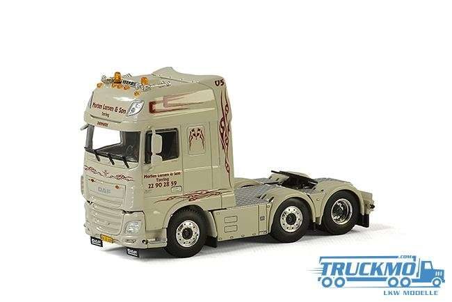 WSI Morten Larsen & Son DAF XF Super Space Cab 01-2207