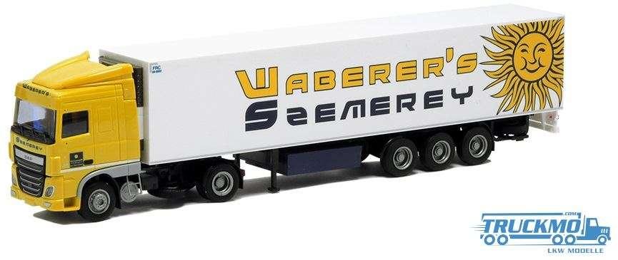 AWM Waberers DAF XF 106 Space Cab Kühlauflieger 75339