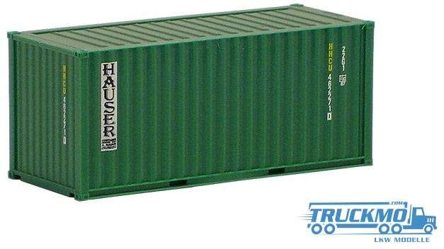 AWM Hauser 20ft. Container 491399
