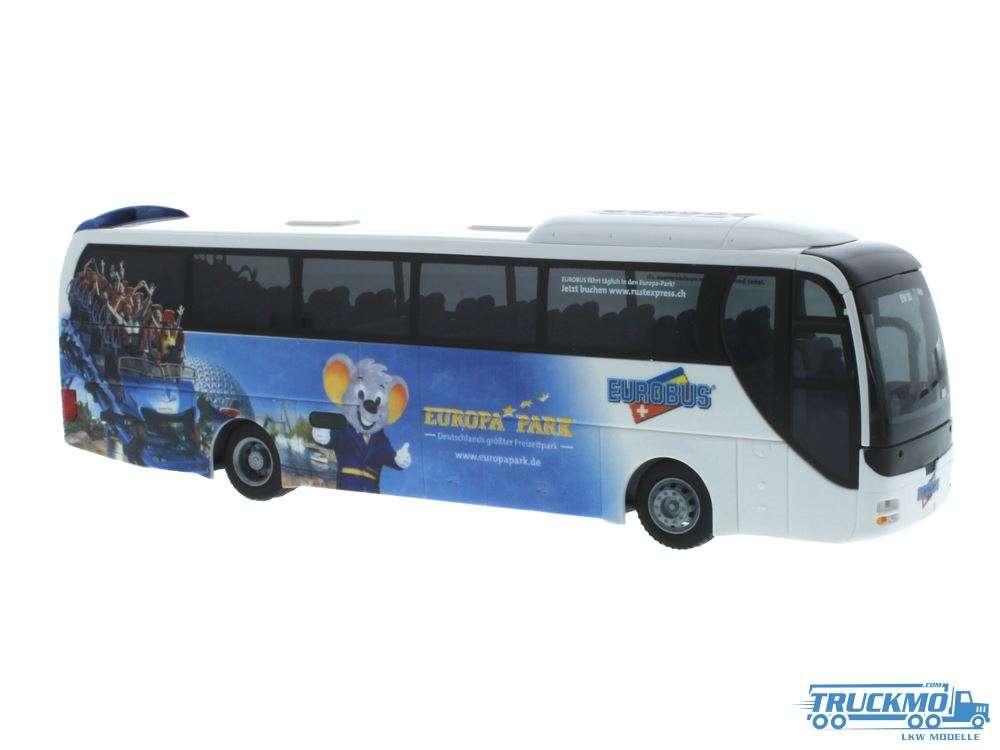Rietze Europapark MAN Lions Coach Eurobus 65550