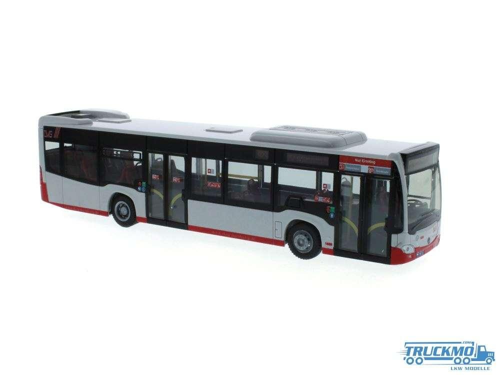 Rietze DVG Duisburg Mercedes Benz Citaro 15 73424