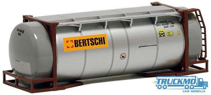 AWM Bertschi, 26ft. Tankcontainer (silber/grau) 492114