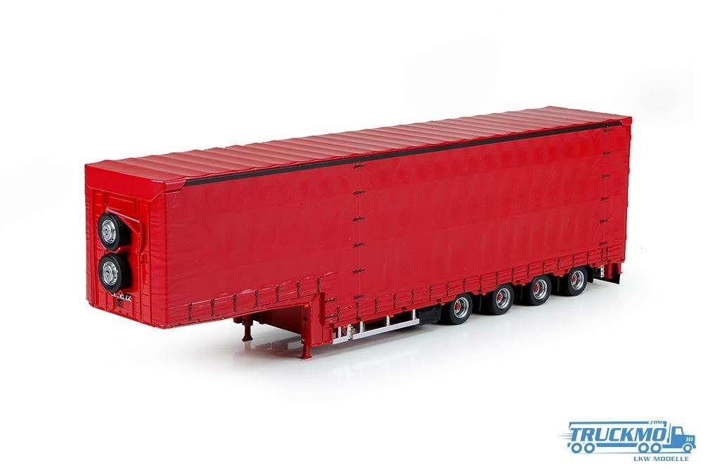 Tekno Meusburger trailer 4 Achs 71641