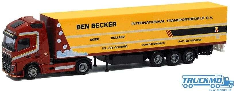 AWM Ben Becker Volvo FH04 12 XL Koffersattelzug 53740