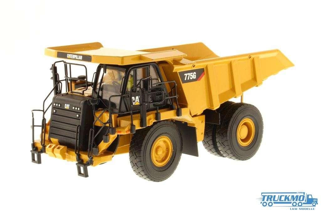 Diecast Masters CAT 775G Muldenkipper Dumper 85909