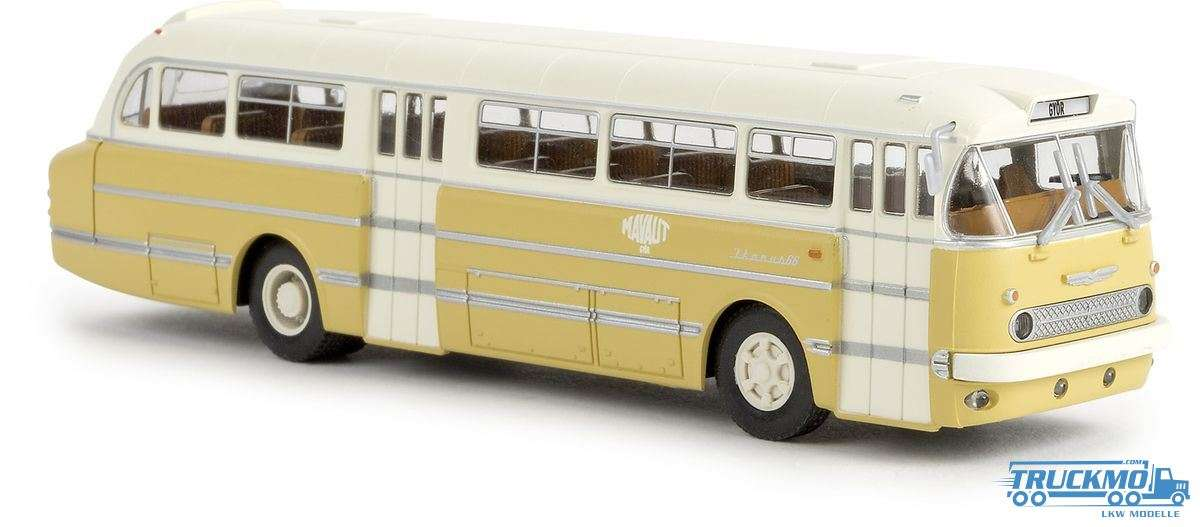 Brekina Mavaut Györ Ikarus 66 Stadtbus 59552