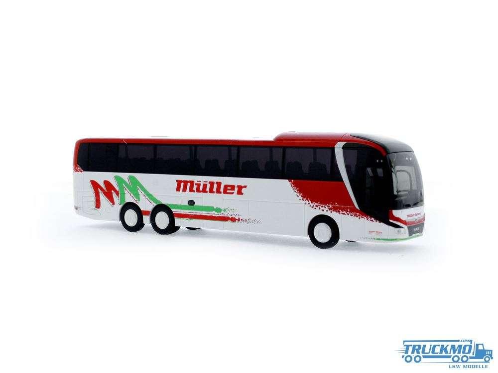 Rietze Müller Reisen Pforzheim MAN Lion´s Coach L´17 74811