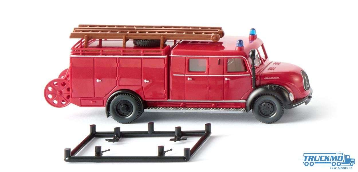 Wiking Feuerwehr Magirus LF 16 086399