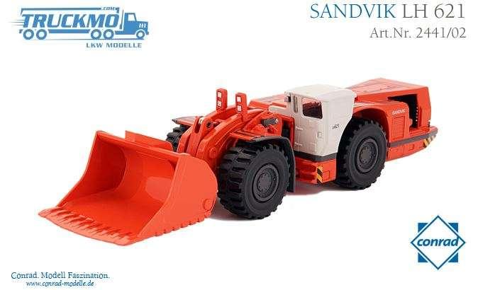 Conrad Sandvik Tunnellader LH 621 2441/02