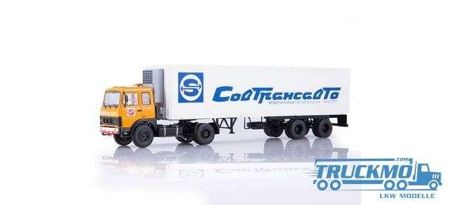 Start Scale Models MAZ 5432 reefer trailer 83SSM7057