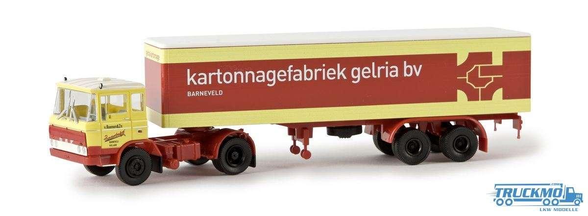 Brekina Van Reenen / Gelria DAF FT 2600 Koffer-SZ 2. Version 85267