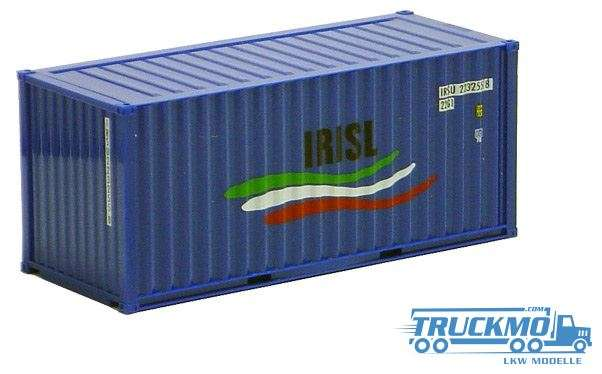 AWM Irisl 20ft. Container 491327