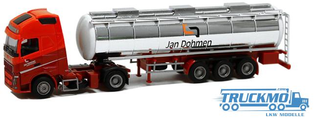 AWM Jan Dohmen LKW Modell Volvo 12 XL Tankcontainer 75225