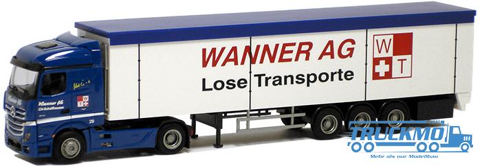 AWM Wanner Mercedes Benz Actros 2 Streamspace / Aerop. - Schubb.-SZ
