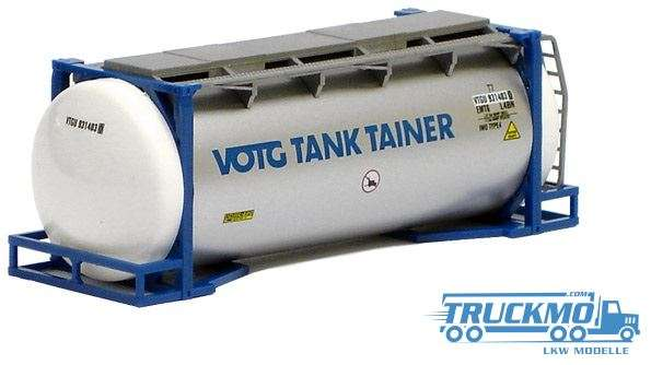 AWM VOTG Tank Tainer 20ft. van Hool Tankcontainer überlang 491141