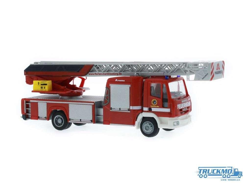 Rietze Feuerwehr Markkleeberg Iveco DLK Drehleiter 68558