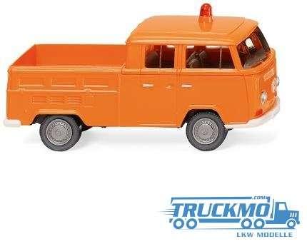 Wiking Volkswagen T2 Doppelkabine Kommunal 031402