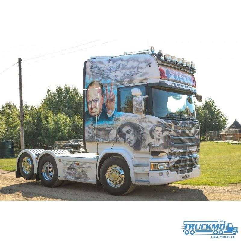 Tekno World War 2 Tribute Scania R Streamline Topline TUK006