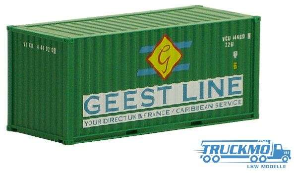 AWM Geest Line 20ft. Container 491368