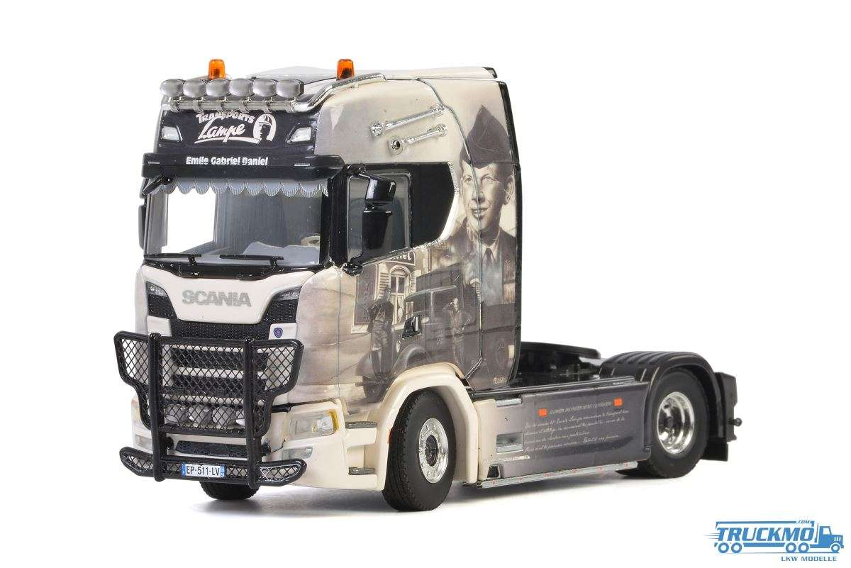 WSI Transports Lampe (Showtruck) Scania S Highline CS20H 05-0078