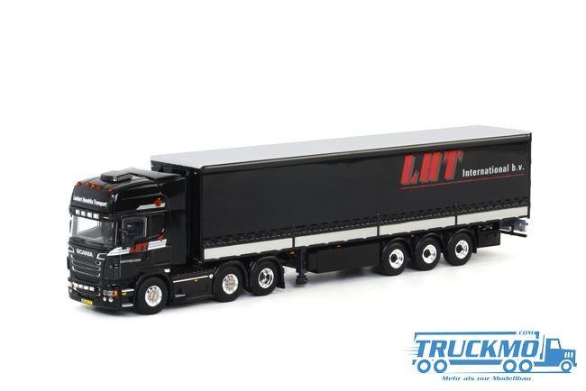 WSI L.H.T. Scania R Topline Planenauflieger (3 Achs)