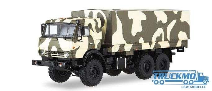 Start Scale Models KAMAZ-53501 Militärfahrzeug (camouflage) 83SSM1303
