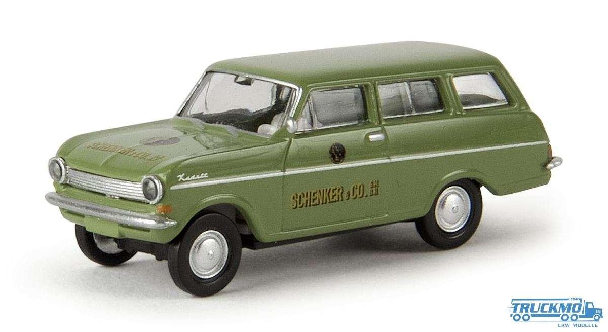 Brekina Schenker Opel Kadett A CarAVan 20362