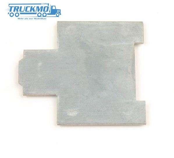 WSI Parts Fahrgestellabdeckung 6x4 breit glatt 10-1176
