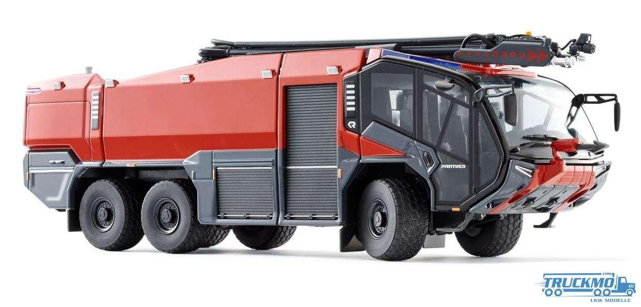 Wiking Feuerwehr Rosenbauer FLF Panther 6x6 Löscharm 043049