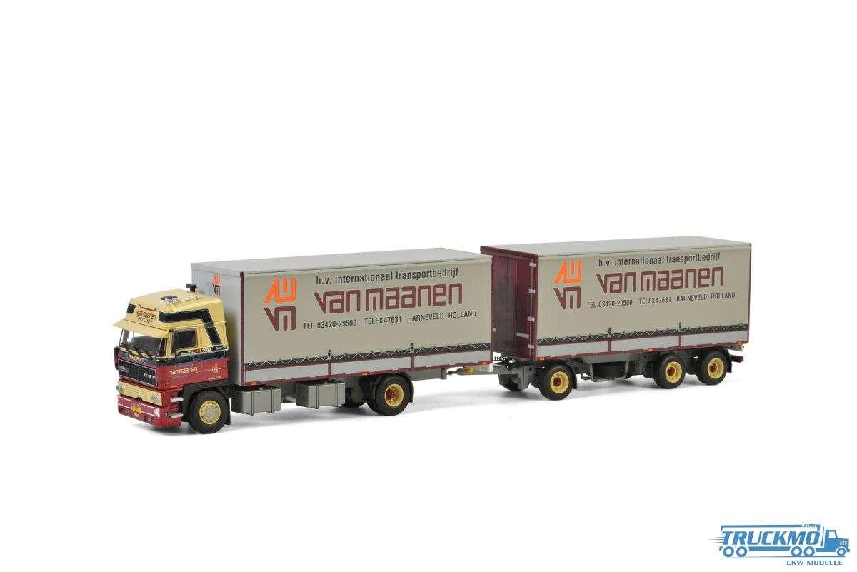 WSI Van Maanen DAF 3600 Hängerzug 01-2829