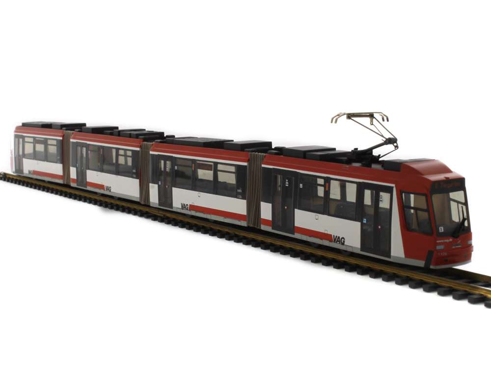 Rietze VAG Nürnberg Adtranz GT8 STRA01024
