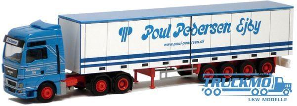 AWM Poul Pedersen LKW MAN TGX XXL/Aerop.-KSZ Modell