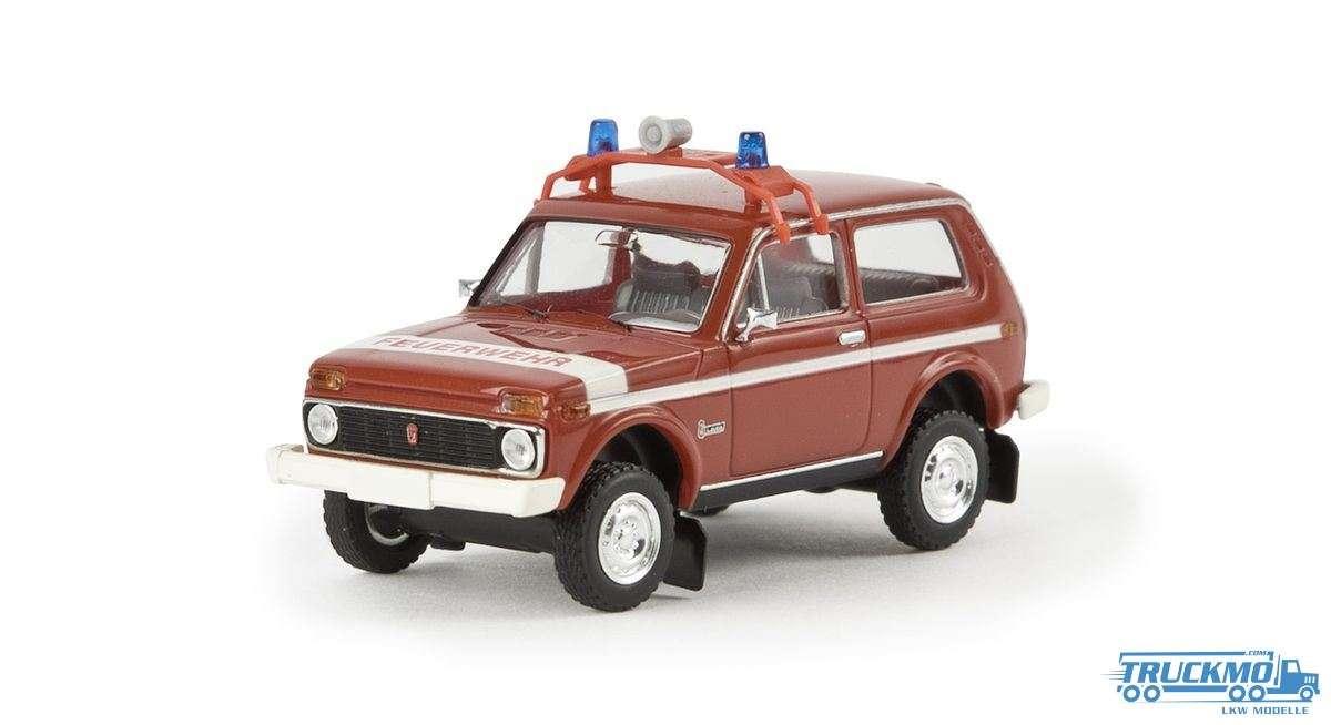 Brekina Feuerwehr Lada Niva 27217